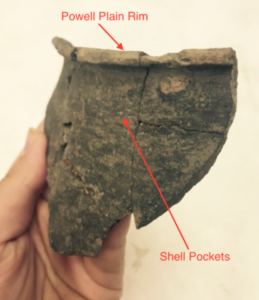 Mississippian pottery