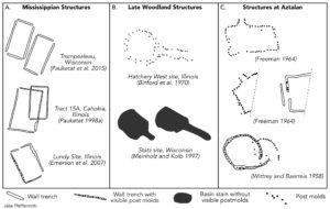 House basins found at Aztalan